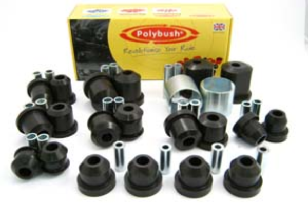 Polybush High Performance Bush Kits - 1999 - 2002 Models - Individual Parts